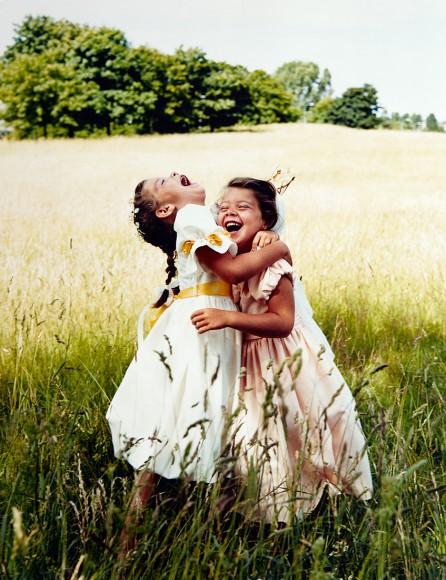 KF MedMera, tvillingar,princessor, sommaräng