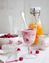 SiaGlass, Hallon o persika smoothie