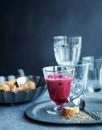 SiaGlass, svartvinbärs smoothie