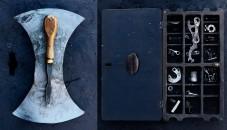 Loricks Smedja, yxblad, verktyg